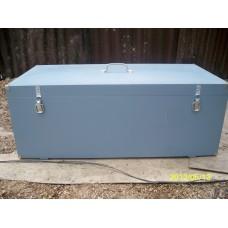 Фанерный ящик для хранения хрупких