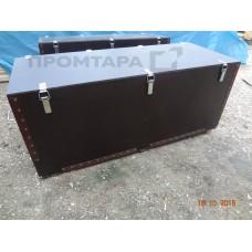 Ящик из ламинированной фанеры