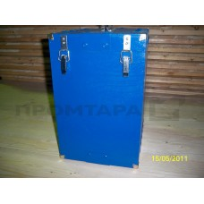 Ящики синие