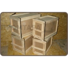 Промышленный оргалитовый ящик