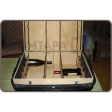 Ящик для транспортировки бутылок