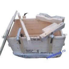 Деревянный ящик с ложементами