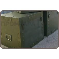 Фанерные ящики для транспортировки