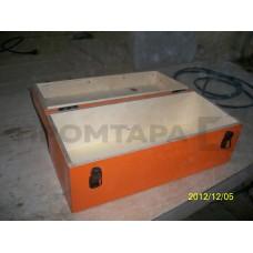 Подарочный оранжевый ящик