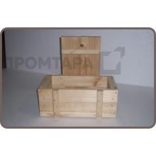 Простейший деревянный ящик